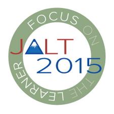 jalt 2015 conference logo